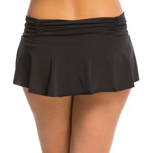 Kenneth Cole Swim - NWT Kenneth Cole New York Rouched Swim Skirt